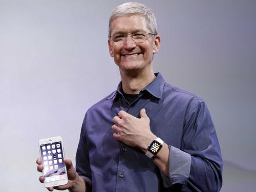 CEO Apple: iPad, iPhone không chỉ dành cho người giàu - 1