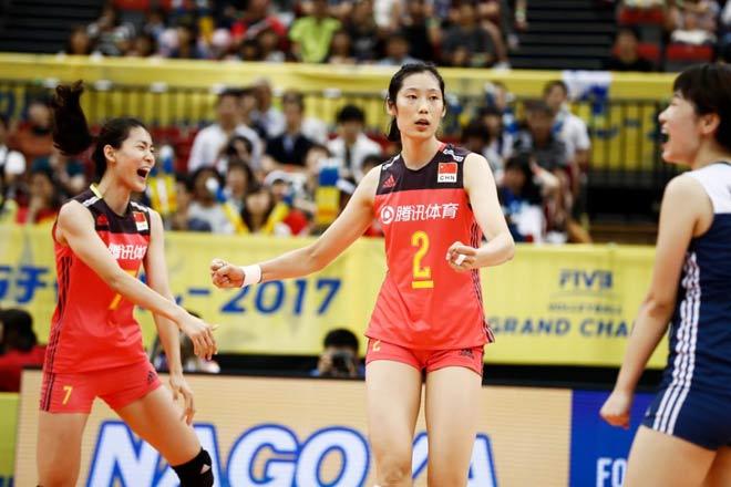 Bóng chuyền nữ số 1 thế giới: Trung Quốc vô địch, hạ Brazil - Mỹ - Nga - 1