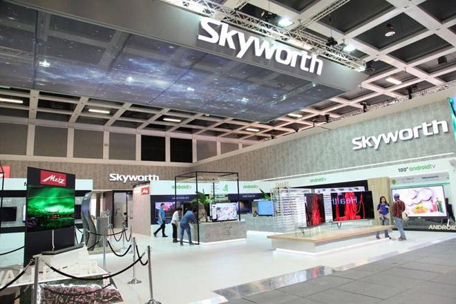 Skyworth tiên phong xu hướng công nghệ tương lai - 1