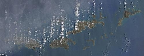 Siêu bão Irma biến cả quần đảo xanh tươi thành thảm hại thế này - 2