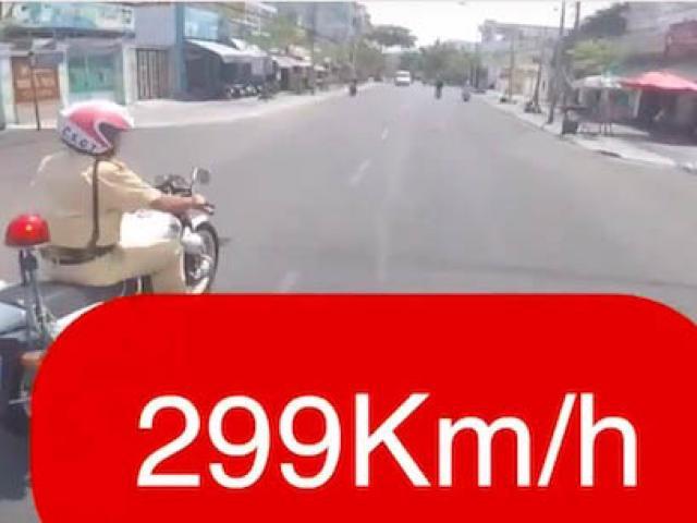 """Biker tung clip """"299Km/h"""" chính thức nhận cái kết """"đắng"""" - 2"""