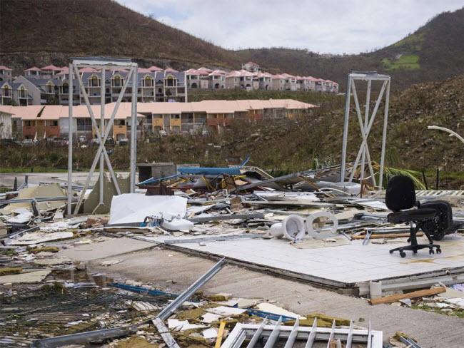 Hình ảnh sốc về những điểm du lịch nổi tiếng trước và sau bão siêu Irma - 7