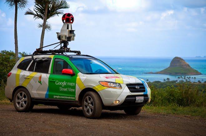 Sau 8 năm, Google lần đầu tiên nâng cấp camera cho tính năng Street View - 1
