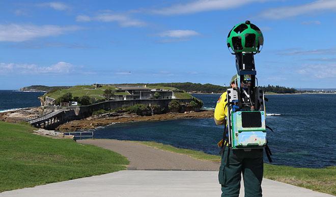 Sau 8 năm, Google lần đầu tiên nâng cấp camera cho tính năng Street View - 2