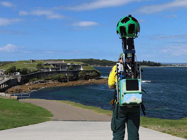 Sau 8 năm, Google lần đầu tiên nâng cấp camera cho tính năng Street View