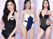 """Thời trang - Top thí sinh """"siêu vòng 3"""" mặc áo tắm sexy nhất sơ khảo hoa hậu"""
