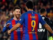 Bóng đá - Bàn thắng đẹp Liga vòng 3: Messi hủy diệt Espanyol, Ronaldo bặt vô âm tín