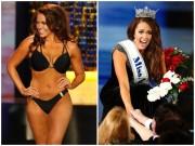 Thật bất ngờ, nữ chính trị gia đã đăng quang hoa hậu Mỹ