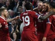 Bóng đá - Cúp C1 khai màn: Liverpool sẽ rực rỡ hơn MU, Man City?