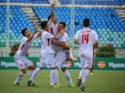 Bóng đá - Lịch thi đấu U18 Việt Nam ở giải vô địch U18 Đông Nam Á 2017