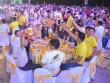"""Lễ hội Bia Sư Tử Trắng """"Nâng ly vì chí lớn"""" - Đêm hội đầy niềm vui của người dân"""