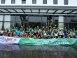 """Sinh viên các trường đại học cùng Coca-Cola mang lại """"diện mạo xanh"""" cho Vịnh Hạ Long"""