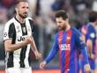 """Trực tiếp Cup C1 sôi sục: Juventus """"tan hoang"""" đội hình đấu Barca"""