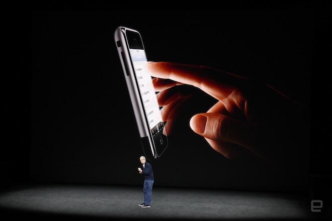 Ra mắt iPhone X siêu đẹp, tương lai của smartphone - 35