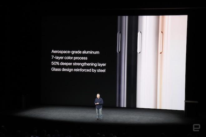 Ra mắt iPhone X siêu đẹp, tương lai của smartphone - 33