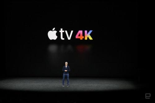 Apple TV 4K có hiệu suất tăng gấp đôi, giá 4 triệu đồng - 1