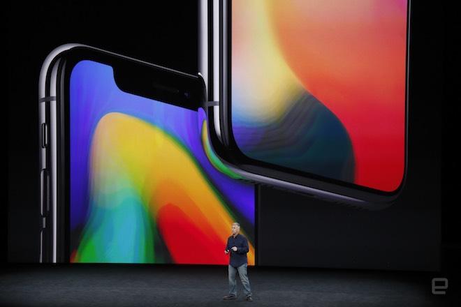 Ra mắt iPhone X siêu đẹp, tương lai của smartphone - 19