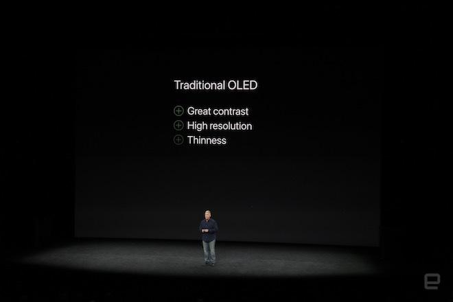 Ra mắt iPhone X siêu đẹp, tương lai của smartphone - 21