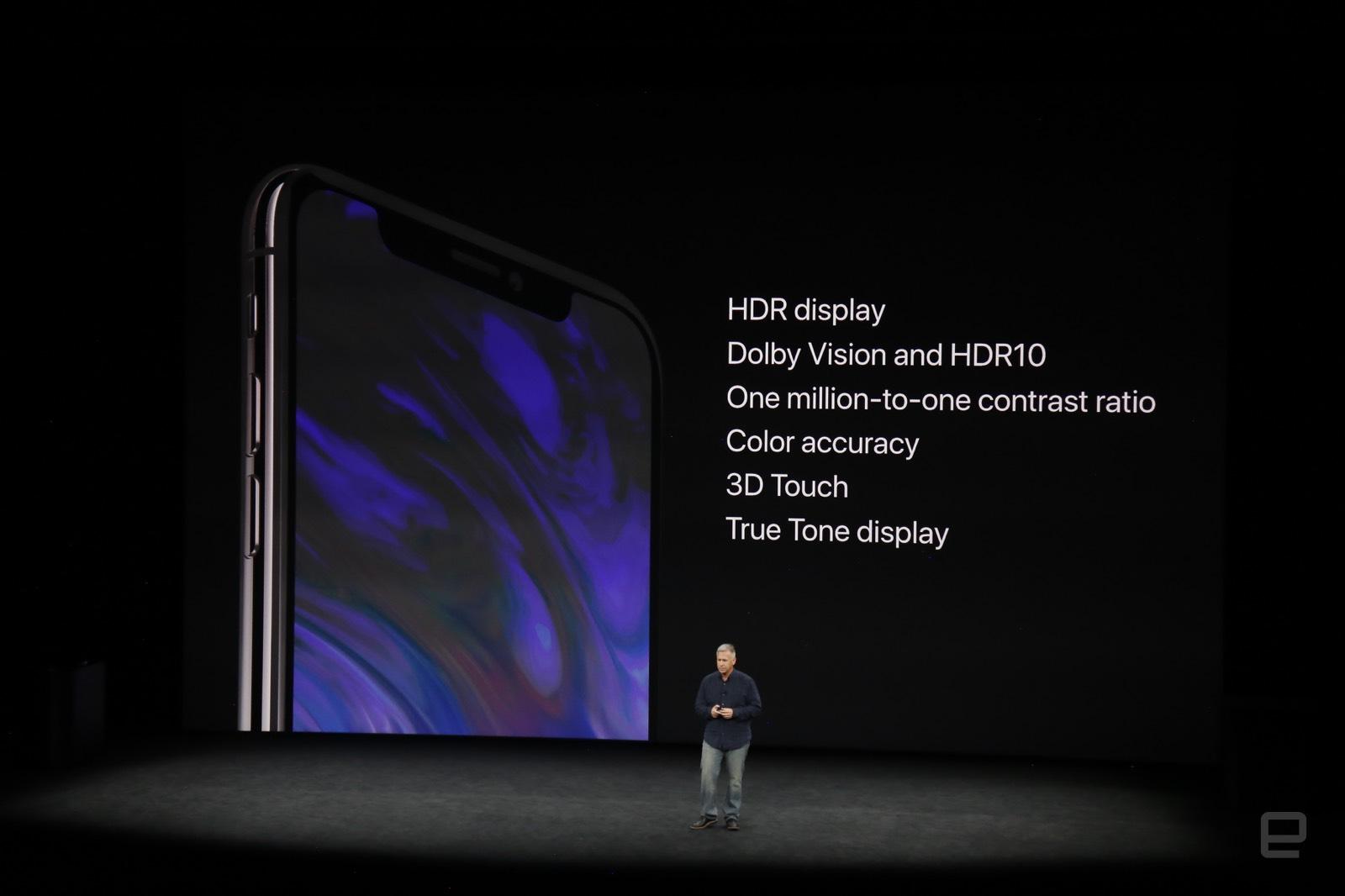 Ra mắt iPhone X siêu đẹp, tương lai của smartphone - 23