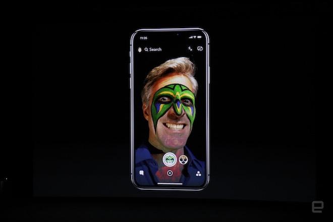 Ra mắt iPhone X siêu đẹp, tương lai của smartphone - 10