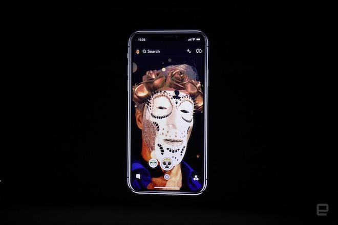 Ra mắt iPhone X siêu đẹp, tương lai của smartphone - 11