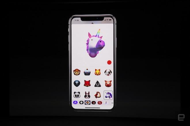 Ra mắt iPhone X siêu đẹp, tương lai của smartphone - 13