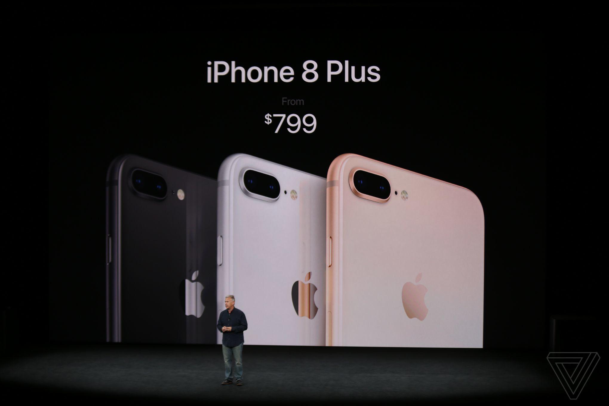 iPhone 8 và 8 Plus trình làng, nhanh hơn, chụp đẹp hơn - 7