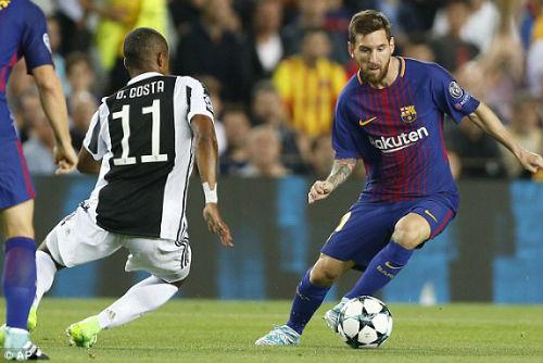 Chi tiết Barcelona - Juventus: Thành quả siêu ngọt ngào (KT) - 4