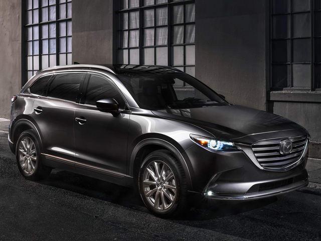 Mazda CX-9 2018 có giá từ 752 triệu đồng - 1