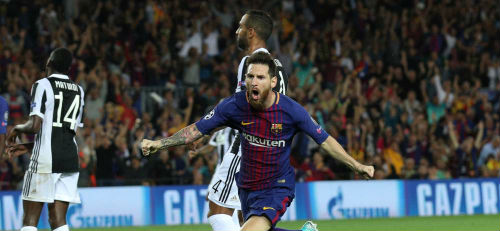 Chi tiết Barcelona - Juventus: Thành quả siêu ngọt ngào (KT) - 7