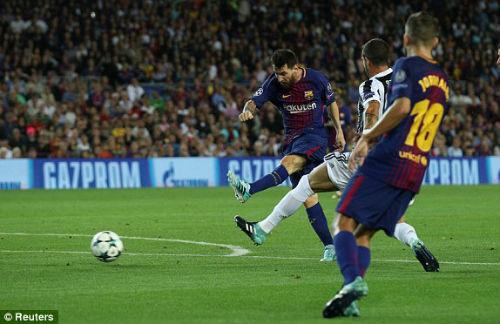 Chi tiết Barcelona - Juventus: Thành quả siêu ngọt ngào (KT) - 6