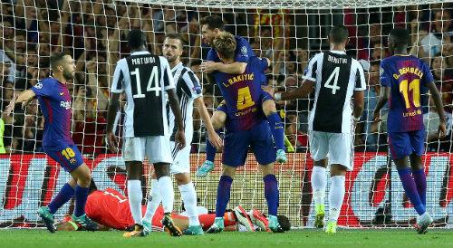 Chi tiết Barcelona - Juventus: Thành quả siêu ngọt ngào (KT) - 12