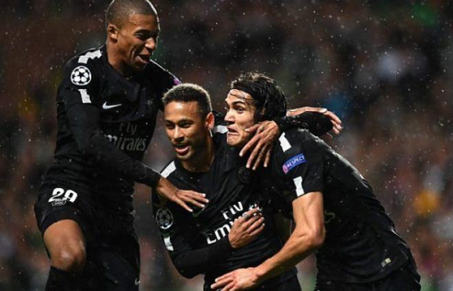 Celtic - PSG: Tam tấu khai hỏa, 5 bàn rực rỡ - 1