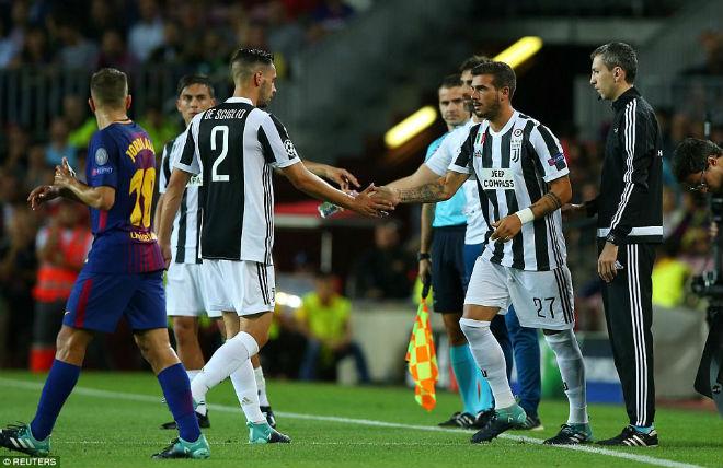 Góc chiến thuật Barca – Juve: Tướng mới giúp siêu sao giải hạn - 2
