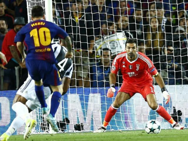 """Messi """"vùi dập"""" Juve, """"trêu"""" trọng tài như Ronaldo nhưng thoát thẻ đỏ - 6"""