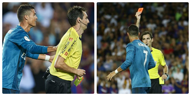 """Messi """"vùi dập"""" Juve, """"trêu"""" trọng tài như Ronaldo nhưng thoát thẻ đỏ - 5"""