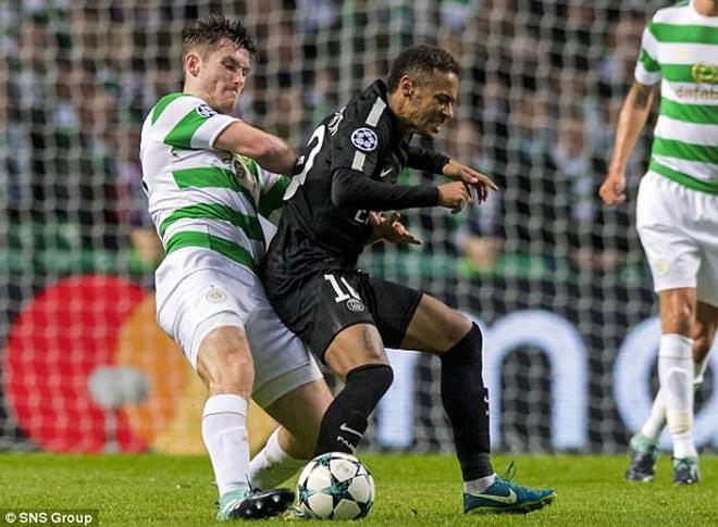 """PSG bùng nổ: Neymar cư xử phũ, SAO Celtic """"không thèm chấp"""" - 2"""