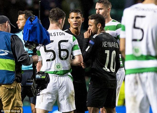 """PSG bùng nổ: Neymar cư xử phũ, SAO Celtic """"không thèm chấp"""" - 6"""