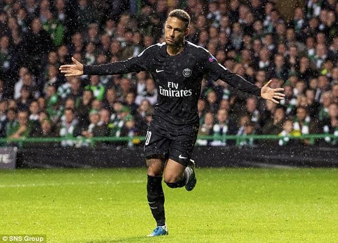 """PSG bùng nổ: Neymar cư xử phũ, SAO Celtic """"không thèm chấp"""" - 5"""