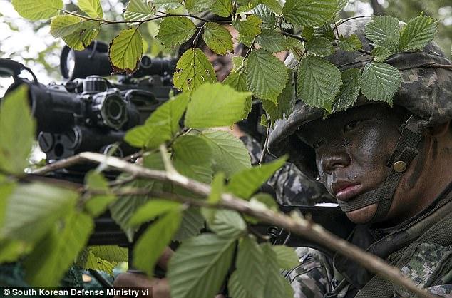 Hàn Quốc lập đội ám sát 3.000 lính để dọa ông Kim Jong-un - 1