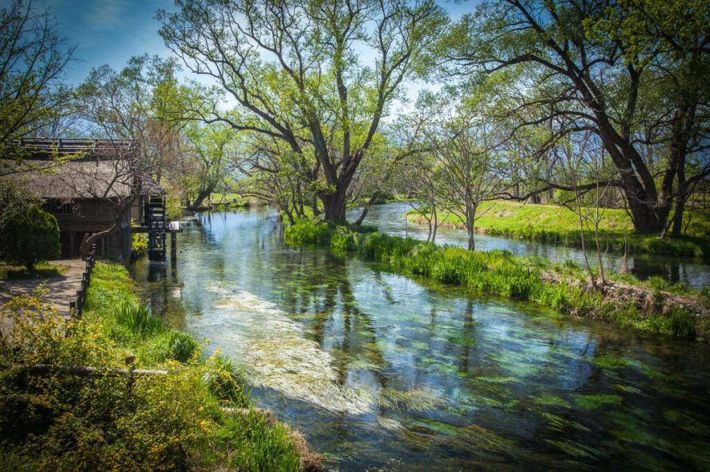 Có một ngôi làng xanh mát, trong lành và bình yên đến lạ ở Nhật Bản - 11