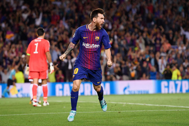 Messi lại hóa siêu nhân: Ronaldo sẽ đáp trả bằng hat-trick? - 1