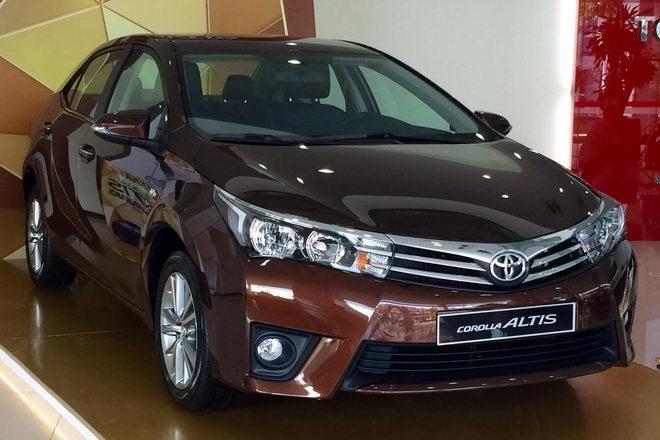 10 mẫu ô tô bán chạy nhất Việt Nam tháng 8/2017 - 2