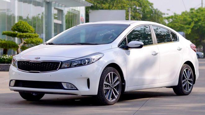 10 mẫu ô tô bán chạy nhất Việt Nam tháng 8/2017 - 3