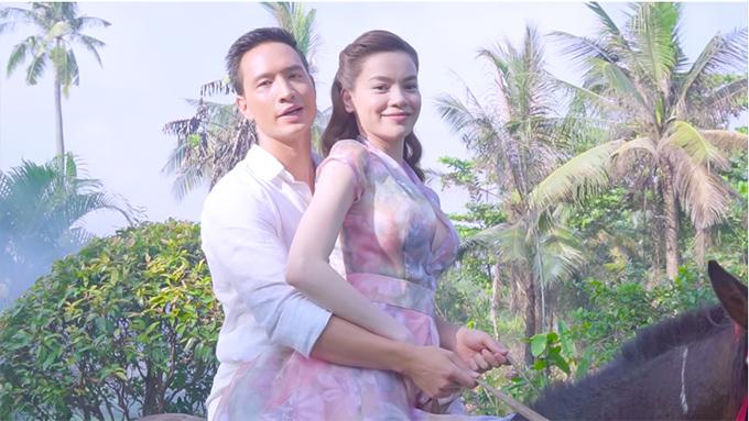 """Sự thật """"phũ phàng"""" khi Kim Lý, Hồ Ngọc Hà cưỡi ngựa trong MV 18+ - 2"""