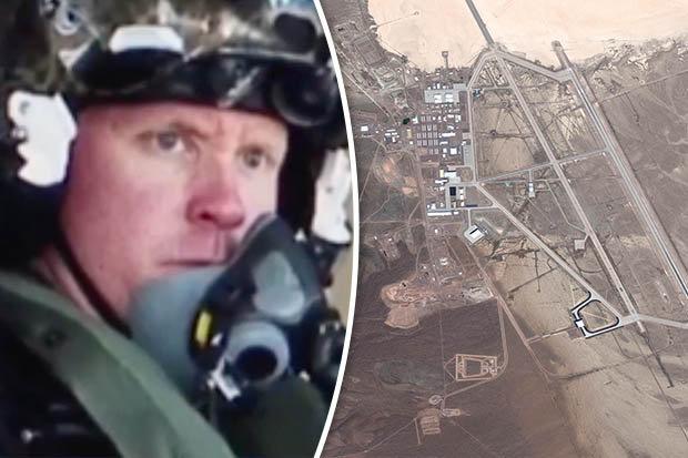 Phi công Mỹ chết bí ẩn tại Khu vực 51 bí ẩn nhất thế giới - 1