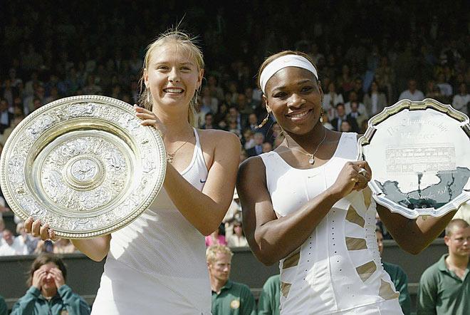 Sharapova tự truyện: Viết sốc về Serena, như bị gài bẫy doping - 2