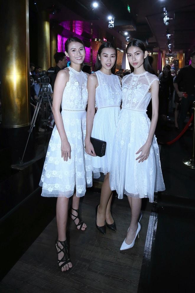 """""""Kate Moss"""" Việt hội ngộ Hoa hậu cao nhất Việt Nam tại sự kiện - 3"""
