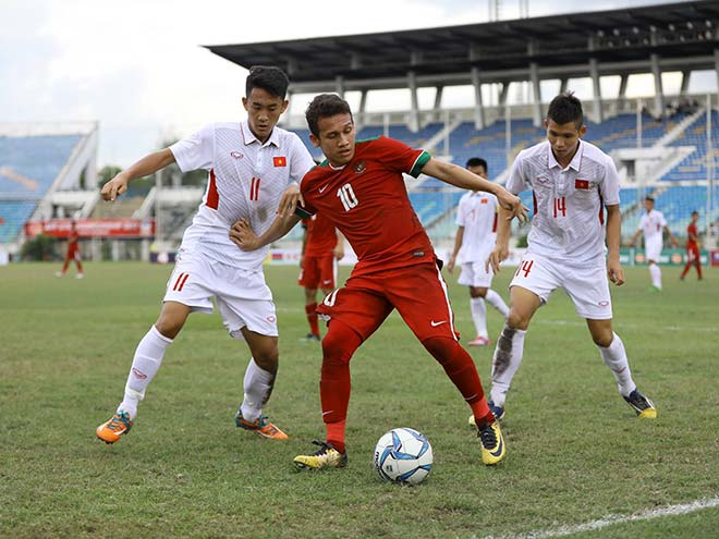Chi tiết U18 Myanmar - U18 Việt Nam: Sai lầm khó tha thứ (KT) - 15