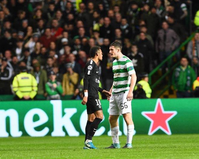 """PSG bùng nổ: Neymar cư xử phũ, SAO Celtic """"không thèm chấp"""" - 1"""